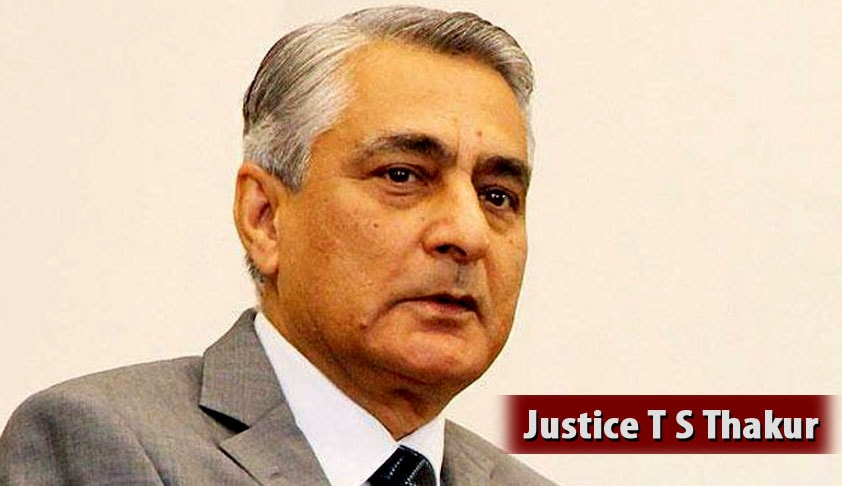 """Don't Bring The Judiciary To A Grinding Halt"" -- Supreme Court  Slams Centre Over Delay In Judges Appointments (CJI T S Thakur in picture)"